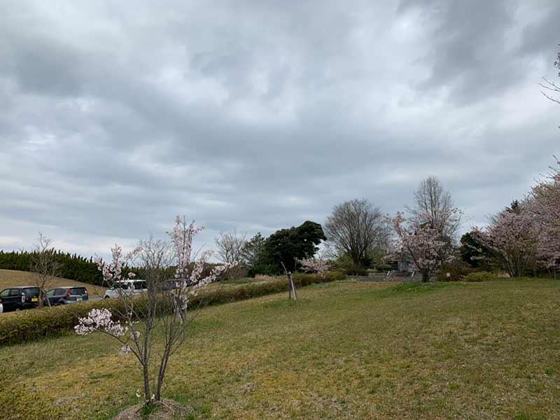 七尾市営 墓地公園_13940