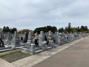 かほく市営 宇ノ気墓地公園_13987