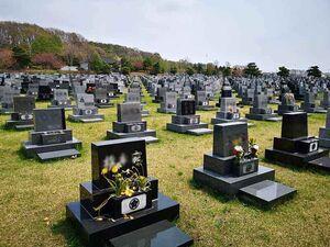 函館市営 東山墓園_14003