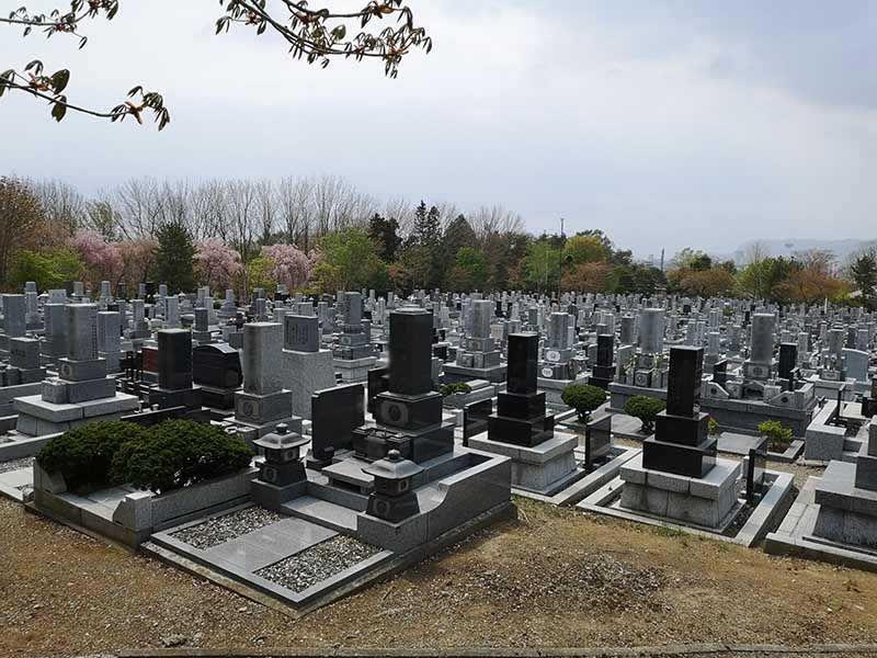 函館市営 東山墓園_14008