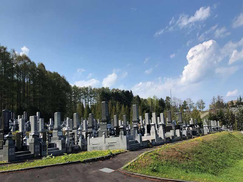 紋別市営 紋別墓園_14009