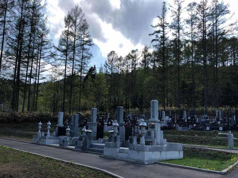 紋別市営 紋別墓園_14011
