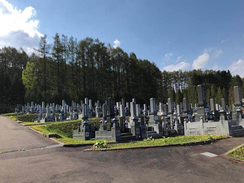 紋別市営 紋別墓園_14015