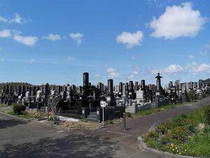 恵庭市営 恵庭第2墓園_14044