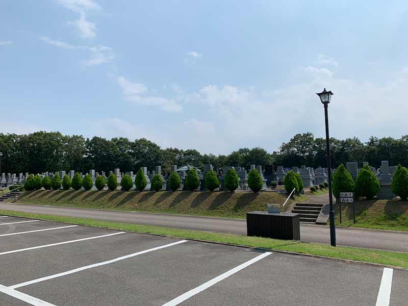 射水市営 太閤山公園墓苑_14078