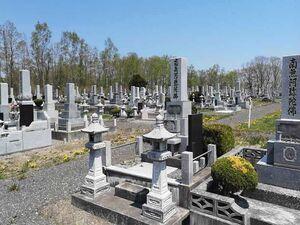浦幌町営 浦幌墓園_14091
