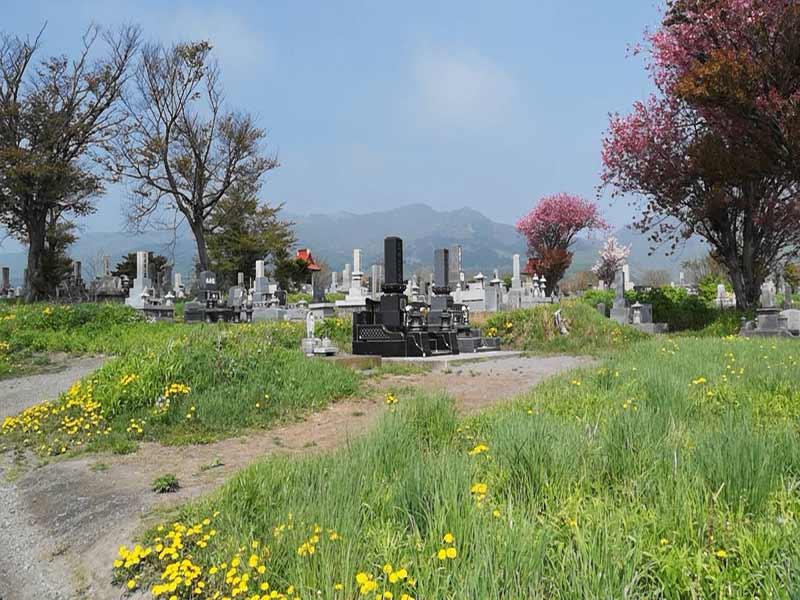 伊達市弄月墓地_14160