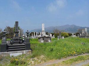 伊達市弄月墓地_14161