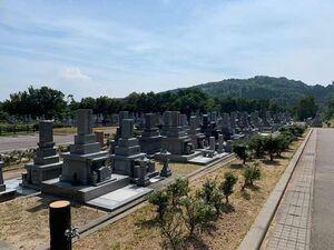氷見市営 東原墓地公園_14261