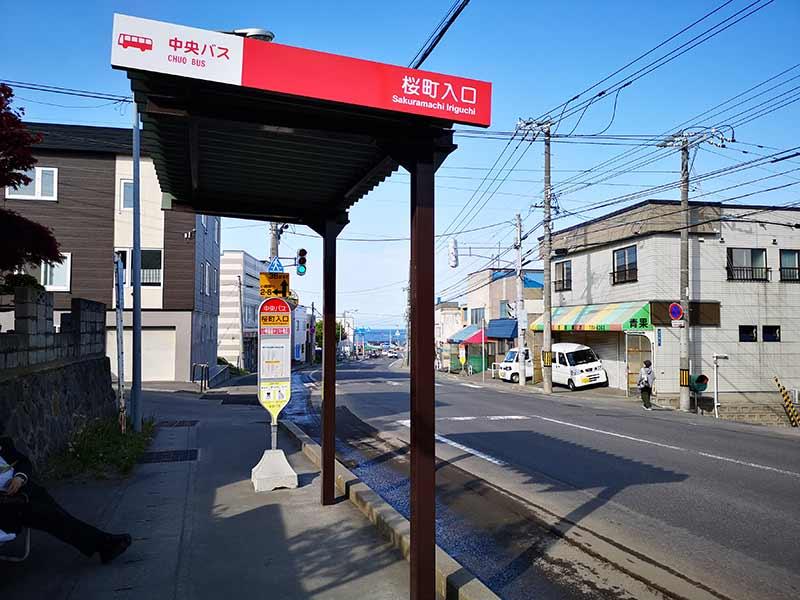 小樽市営 桜墓地_14305