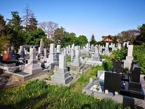 小樽市営 張碓墓地_14307