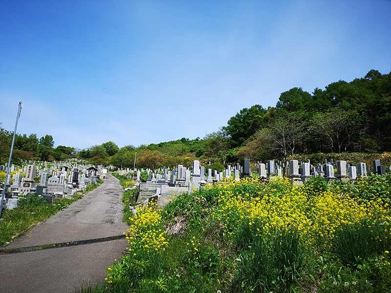 小樽市営 塩谷墓地_14328