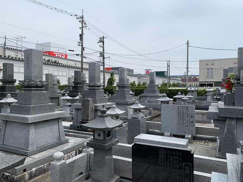 富山市営 速星墓地公園_14407