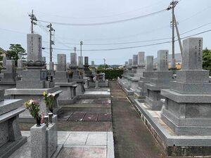 富山市営 速星墓地公園_14411