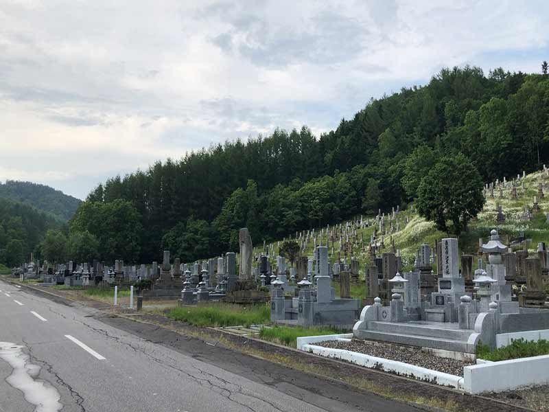 北見市立留辺蘂墓地_14458