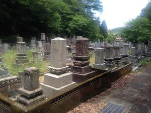 加賀市営 山中上野墓苑_14606