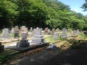 加賀市営 山中上野墓苑_14607
