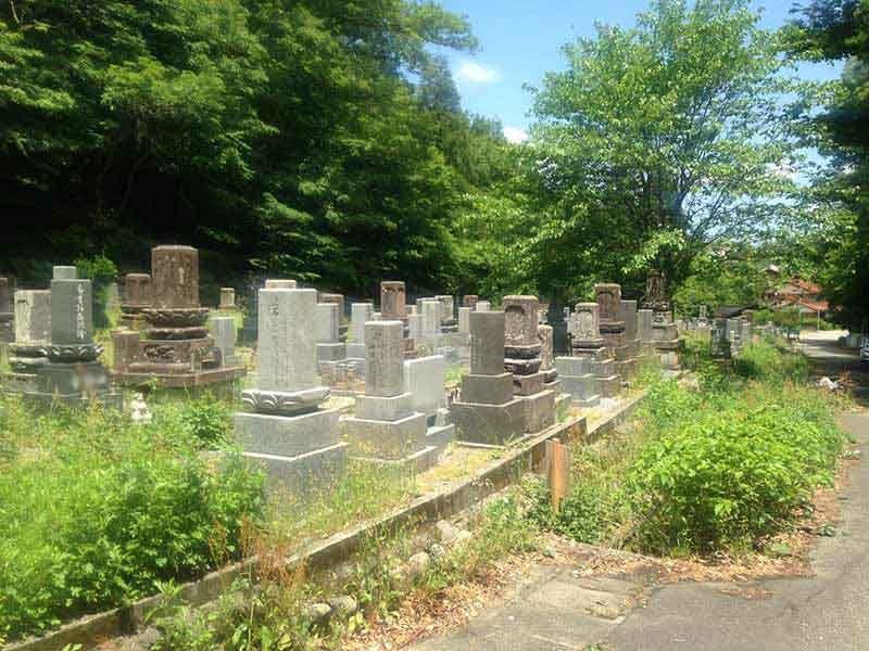 加賀市営 山中上野墓苑_14609