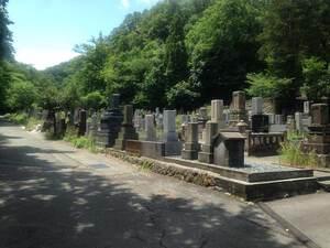 加賀市営 山中上野墓苑_14611