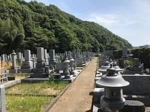 総社市営 下山墓地_14643