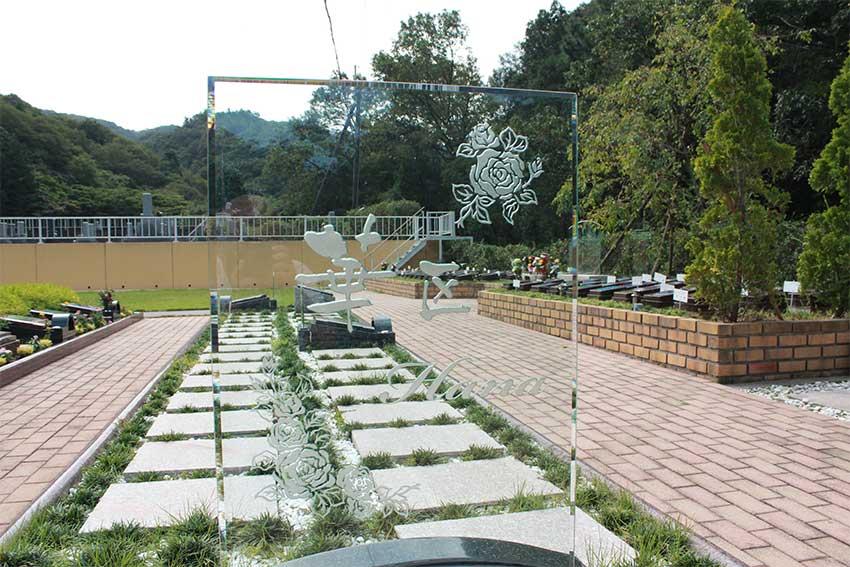 阪南小川渓メモリーズパーク「花陽葬」華の区