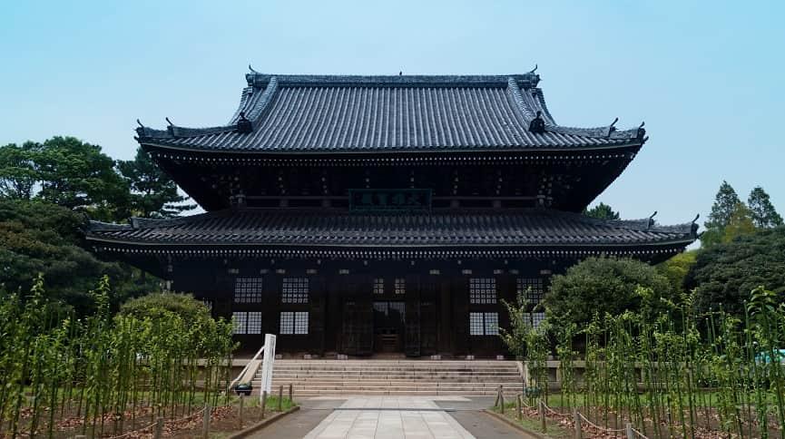 曹洞宗本山の総持寺