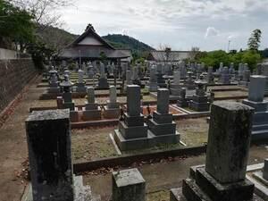 長慶寺から見える景色