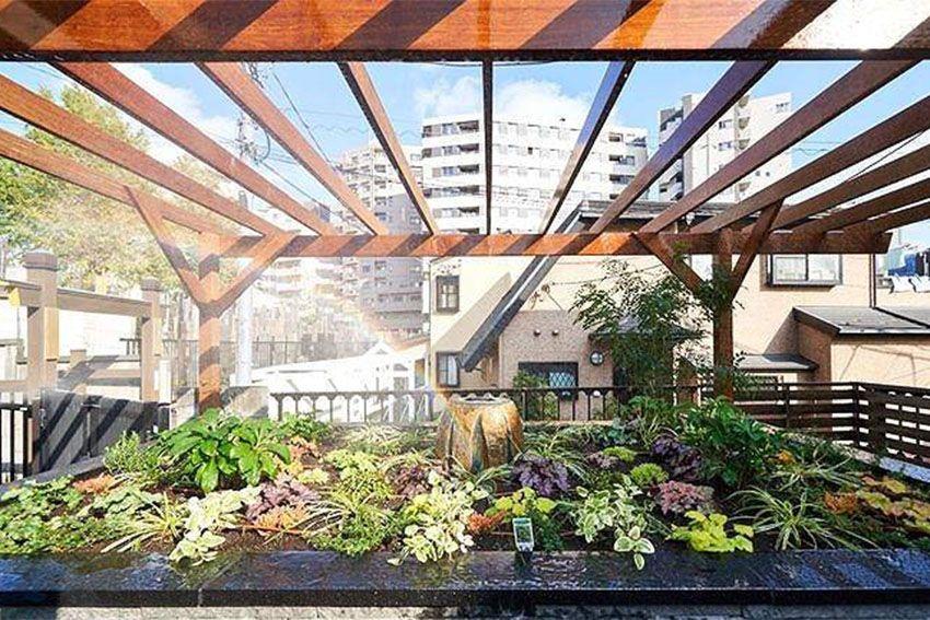 恵光メモリアル新宿浄苑の永代供養塔型樹木葬「テッセラ」