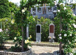 美園桜ヶ丘 無量寺霊園の夫婦永代供養墓