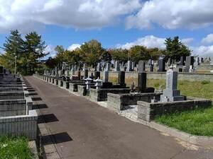 青森市浪岡墓園_14981