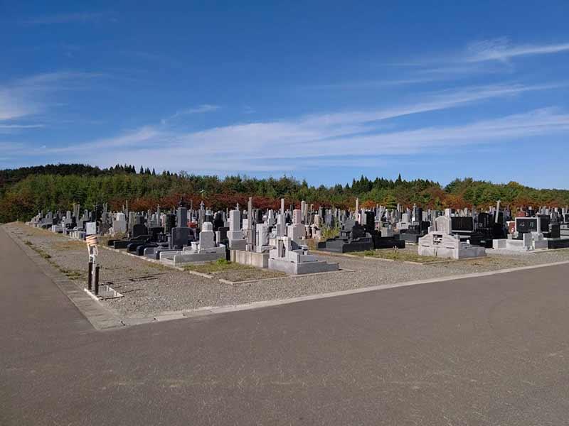 むつ市墓地公園_15001