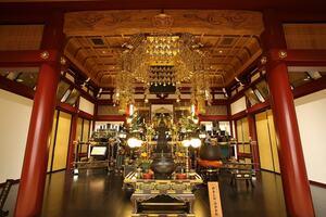 弘法寺の本堂