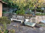 京都市営 地蔵山墓地の水場