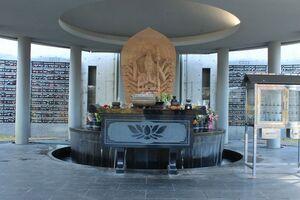 北摂・池田メモリアルパークの永代供養墓「なごみ霊廟」