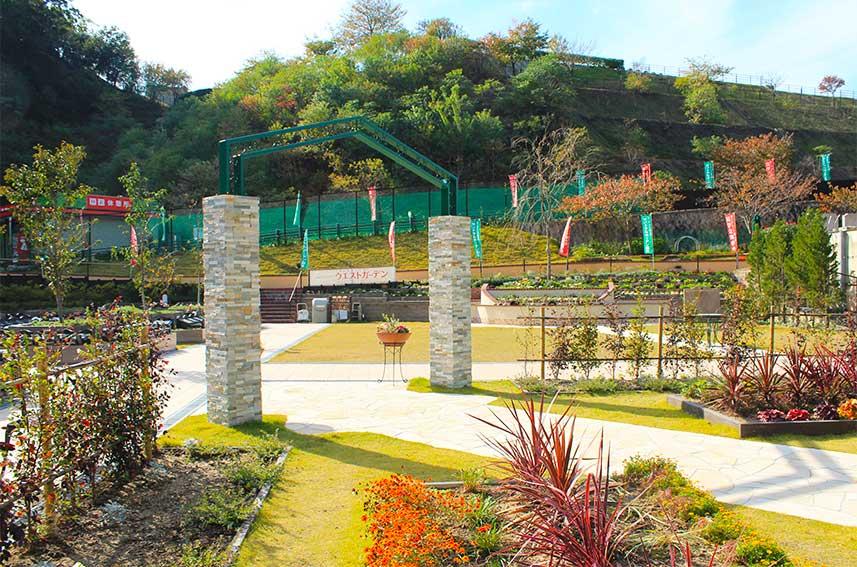 北摂池田メモリアルパーク 大阪夢咲ガーデン