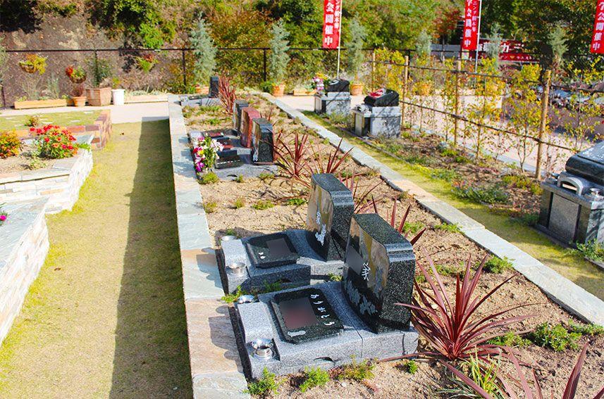 北摂池田メモリアルパークの樹木葬「カシオペア」