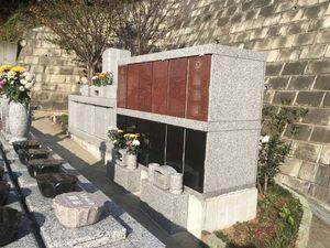 横浜日野墓苑 桜の里_1592