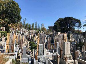 京都市営 宝塔寺山墓地_15982