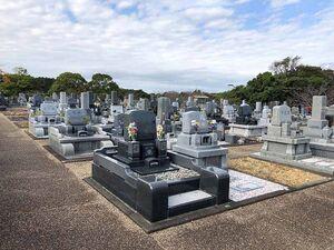 掛川市営 富士見台霊園_16092