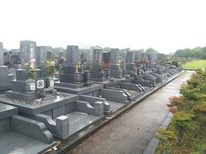 浜松市営 三方原墓園_1625