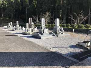 長浜市営 高月きたひら公園墓地_16643