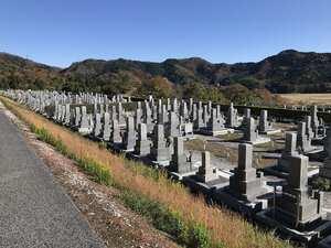長浜市営 松の岩公園墓地_16650