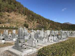 長浜市営 松の岩公園墓地_16652
