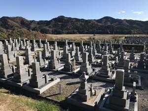 長浜市営 松の岩公園墓地_16653