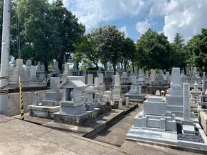 南砺市営 城端墓地_16671