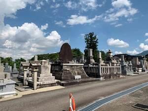 南砺市営 城端墓地_16672