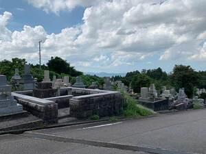 南砺市営 井波墓地_16679