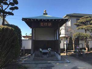 大圓寺 のうこつぼ_17021