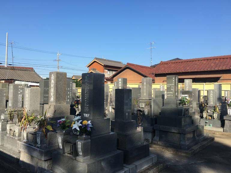 碧南市営 明石墓園_1703