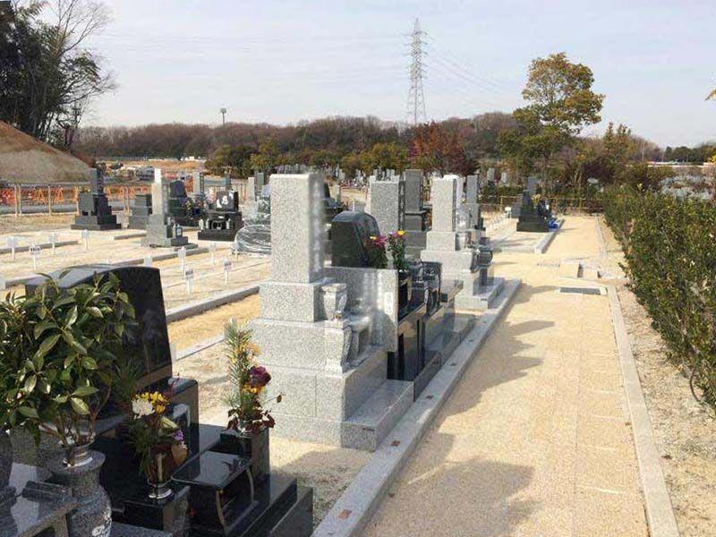 名古屋市営 みどりが丘公園墓地_17537